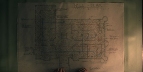 spazi claustrofobici - haunting of hill house 2