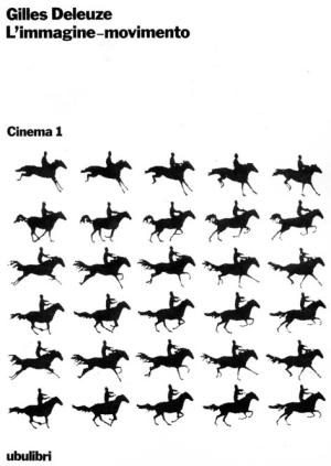libri di cinema - immagine movimento deleuze