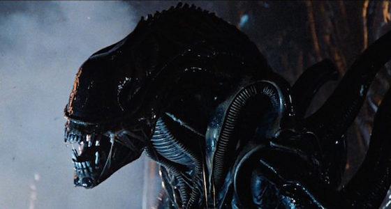 alien editoriale