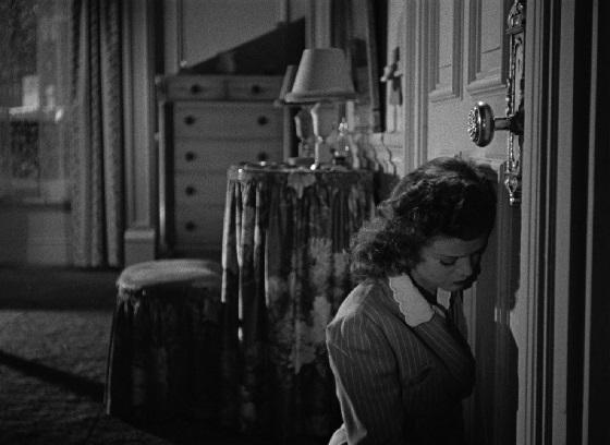 il bacio della pantera woman's film lewton specchio scuro