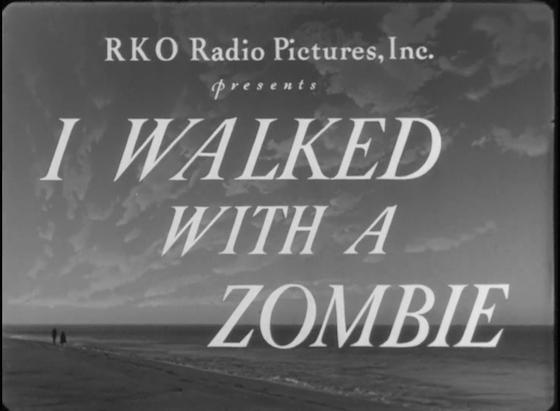 ho camminato con uno zombie demonio