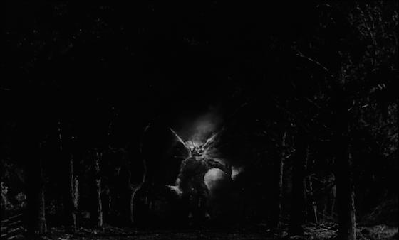 la notte del demonio 2