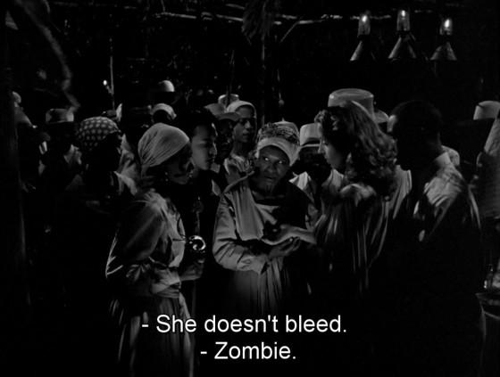 ho camminato con uno zombi - 27