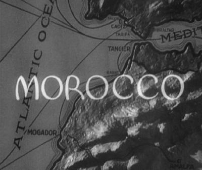 marocco josef von sternberg
