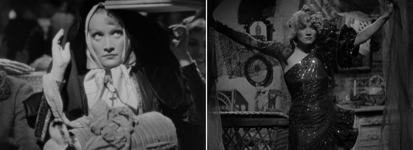 marlene dietrich concha perez capriccio spagnolo la donna e il burattino