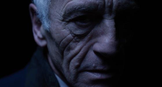 Malgré la nuit Grandrieux recensione Johan Leysen trama lo specchio scuro